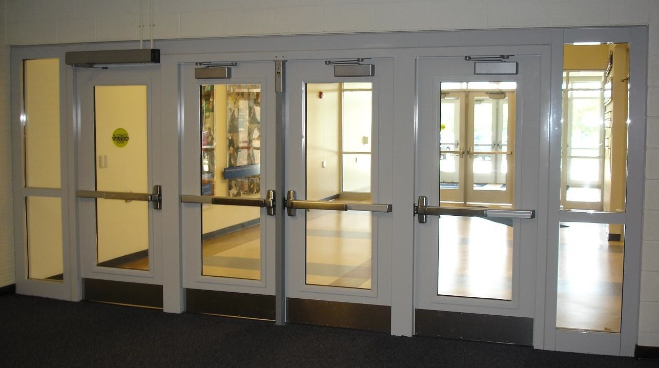 Gallery Fire Rated Glass Amp Framing Safe Glass For Schools
