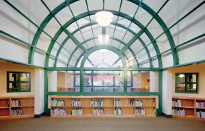 Sunset Elementary Library, San Ysidro, California