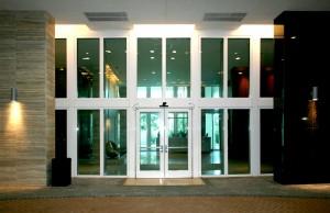 Hurricane-rated exterior glazing, Las Olas Beach Club, Ft. Lauderdale